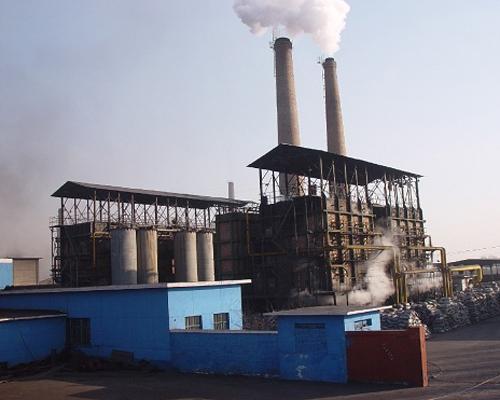 活性炭火化炉
