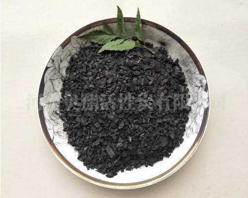 椰壳载金载银活性炭