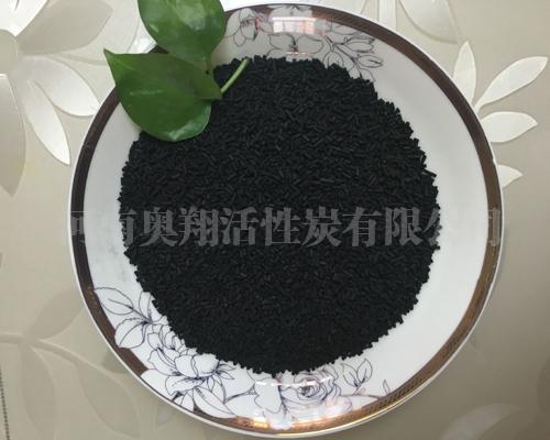 水处理专用柱状活性炭